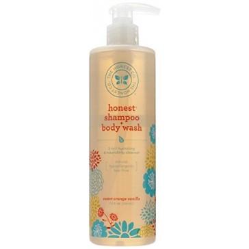The Honest Company Sweet Orange Vanilla Shampoo & Body Wash (17 oz. , with Pump)