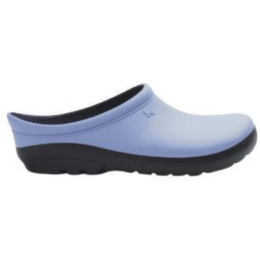 Sloggers 260GB06 Size 6 Blue Women's Garden Outfitters™ Premium Garden Clog
