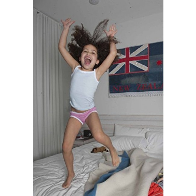 650a29a62d3 Feathers Girls Solid White Snug Fit Tagless Briefs Underwear - 100% Cotton  Super Soft Panties · Zoom. Previous; Next