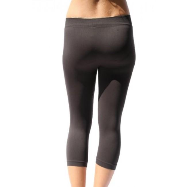 f08517407b1cb Nikibiki Capri Leggings Charcoal O/S NS5081 - Leggings - Women's ...