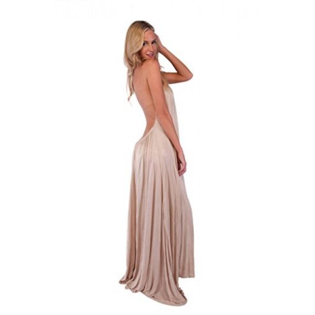 Ingear Tent Maxi Dress (Large/Xlarge Beige)  sc 1 st  American Shiz & Ingear Tent Maxi Dress (Large/Xlarge Beige) - Dresses - Womenu0027s ...
