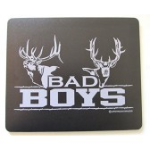"""BAD BOYS Elk and Mull Deer Mouse Pad - King's Hunting Large """"Made in the USA"""""""