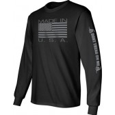 Made in USA Longsleeve T-Shirt - Black - M