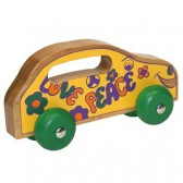 Holgate HHZ110 Handeez Wooden Love Bug Toy