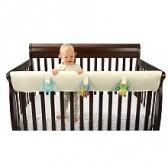 Easy Teether XL Crib Rail Cover, Organic