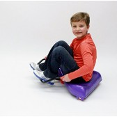Ride-On Scooter - Original Flying Turtle - Purple