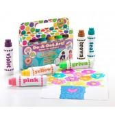 Do A Dot Art! Markers Brilliant Washable 6 pack, The Original Dot Marker