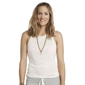 Carve Designs Mercer Tank, White Sand, X-Small