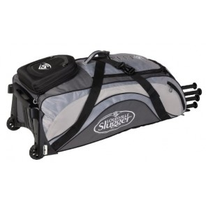 Louisville Slugger EB 2014 Series 9 Catch Baseball Bag, Platinum