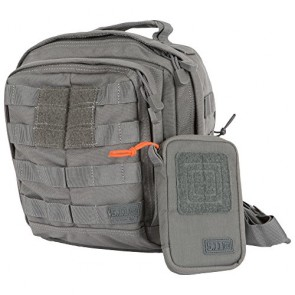 5.11 Tactical RUSH MOAB 6 Backpack with Tactical Organizer, Storm