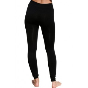 Nikibiki Long Thick Leggings (One Size, Black)