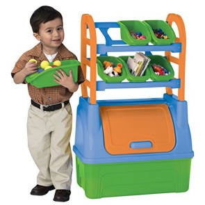 American Plastic Toys Toy Organizer Set of 2