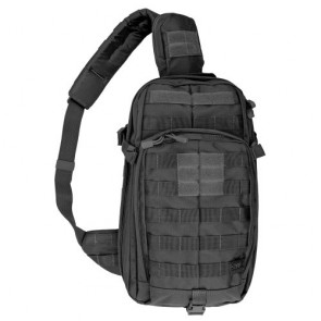 5.11 Tactical Rush 10 Mobile Operation Attachment Bag (Black, 1 Size)