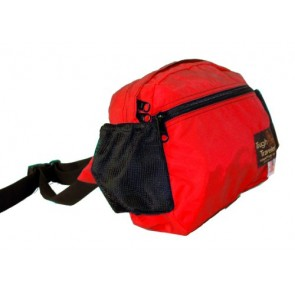 Tough Traveler Hugger Waistpack - Made in USA -Red