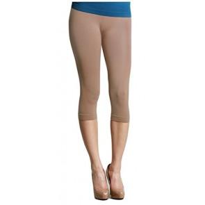 Nikibiki Capri Leggings Nude O/S NS5081