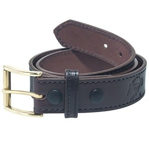 Working Person's 18582 1.5inch Bridle Brown Leather Belt - Made In The USA (34)