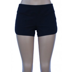 UN92 WC14 Women's Nature Fit Shorts, Black-2