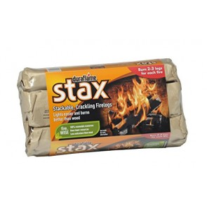 Duraflame 00987 Stax 3 Count Crackling Fire Logs