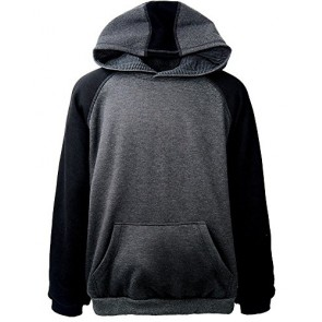 Akwa Men's Raglan Pullover Hoodie Made in USA