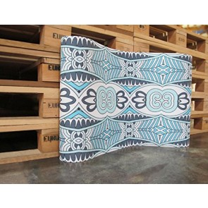 "Custom Designed ECO Yoga Mat | 100% USA Made | ECO Friendly | Non-toxic, BPA & Phthalate Free | ""The Tribe Has Spoken"" DesignAvailable in Other Colors)"