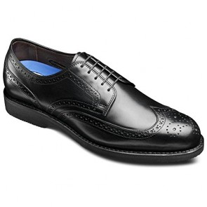 Allen Edmonds Men's LGA Oxford, Black, 7 D US