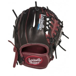 Louisville Slugger American Crafted Evolution Series Ball Glove (Left-Hand Throw, 12.75-Inch)