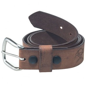 Working Person's 18223DS Premium Tan Chiefton Leather Belt - Made In The USA (32)