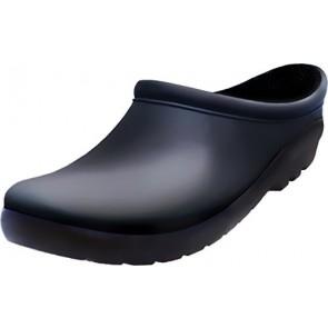 Sloggers Men's Premium Garden Clog with Premium Insole, Black, Mn's sz 9 -  Style 261BK09