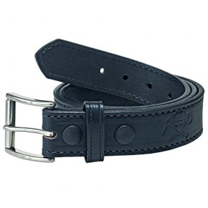 Working Person's 18581 1.5inch Bridle Black Leather Belt - Made In The USA (34)