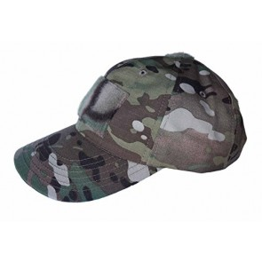 Hank's Surplus Made in the USA Tactical Operator Cap (MultiCam)