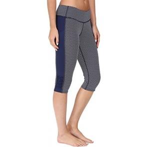 Carve Designs Women's Hampton Capris Anchor Chevron Pants XS (US 0-2) X 15