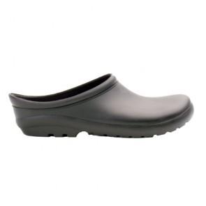 Sloggers 260BK06 Womens Premium Clog, Black, Size 6