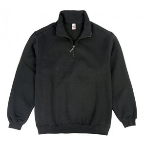 Akwa Men's 1/4 Zip Sweatshirt Made in USA