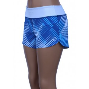 UN92 WC14 Women's Fav Fit Shorts, Direct Blue-2