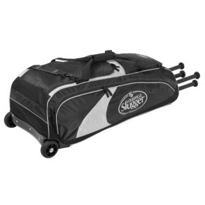 Louisville Slugger EB 2014 Series 5 Rig Baseball Bag, Black