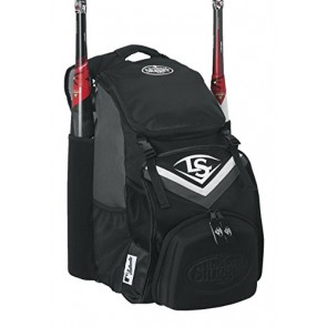Louisville Slugger EB Series 7 Stick Pack Baseball Equipment Bags, Black