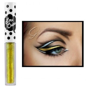 (3 Pack) LIME CRIME Eyeliners - Rhyme-Metallic Gold