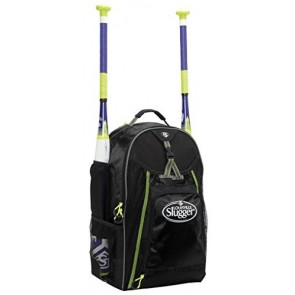Louisville Slugger EB Xeno Stick Pack Baseball Equipment Bags, Black