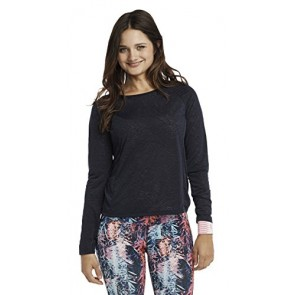 Carve Designs Women's Mercer Long Sleeve, X-Small, Anchor