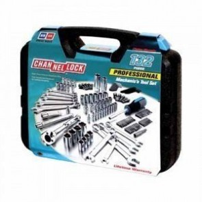 Channellock 132 Pc. Mechanic'S Tool Sets 132 Pc. Mechanics Tool Set