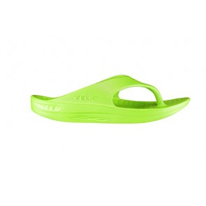 Telic Flip Flop 100 Key Lime Size Adult 2XL 14-0134