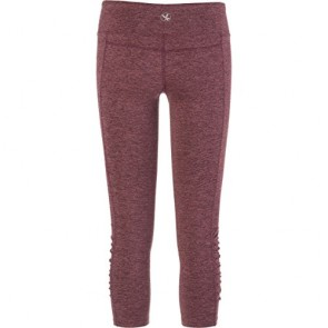 Carve Designs Baya Capri - Women's Mulberry Heather, XS
