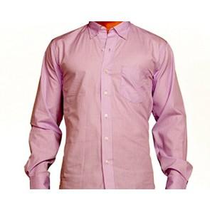 J Wingfield Men's James Graph Check Lilac Button Down - Dress Shirt