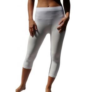 Nikibiki Capri Leggings White O/S NS5081