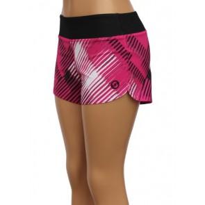 UN92 WC14 Women's Fav Fit Shorts, Violet Red-2