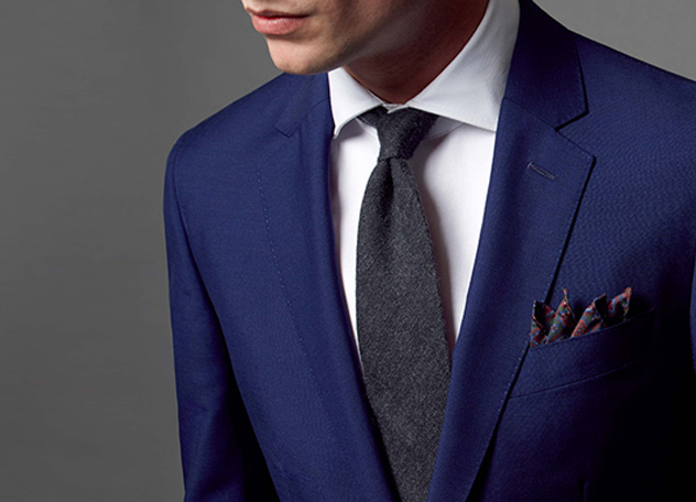 Hugo Boss suits - MADE IN THE USA!